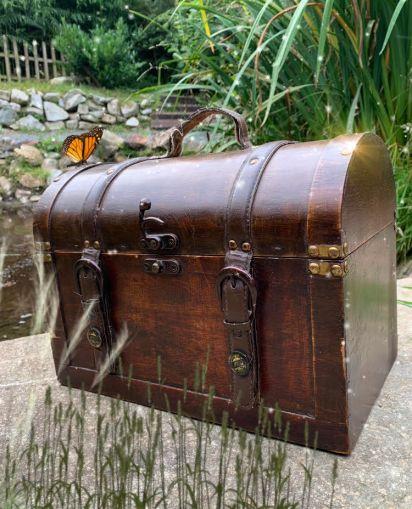 Try mudlarking from Needle's treasure chest!